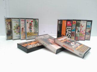 Cintas musica cassette antiguas audot006