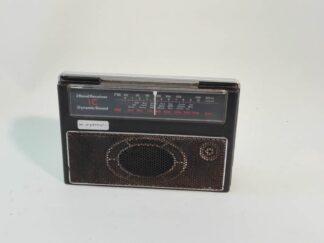 Radio antigua negra Audso003