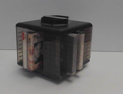 Cassette y caja giratoria audot001