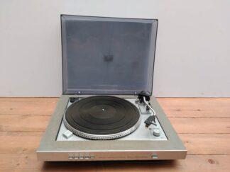 Tocadiscos compacto gris metalizado Audso001