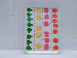 Bandeja multicolor frutas cocac010