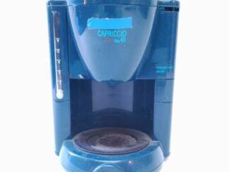 Cafetera azul cocel007