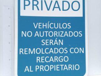 Cartelería calle carca003