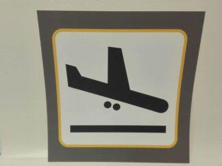 Cartelería aeropuerto carva020