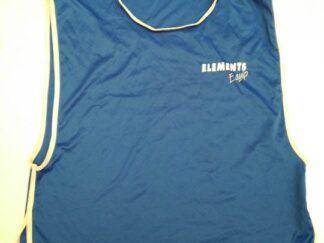 Camiseta entrenamiento azul depar016
