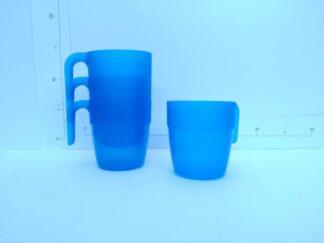 Tazas plástico extme012