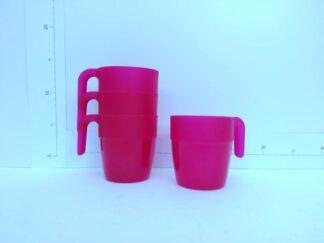 Tazas plástico extme013