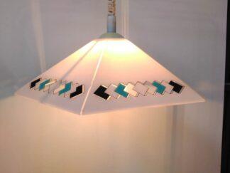 lámpara techo juvenil ilute004