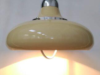 Lámpara techo vintage beige ilute011