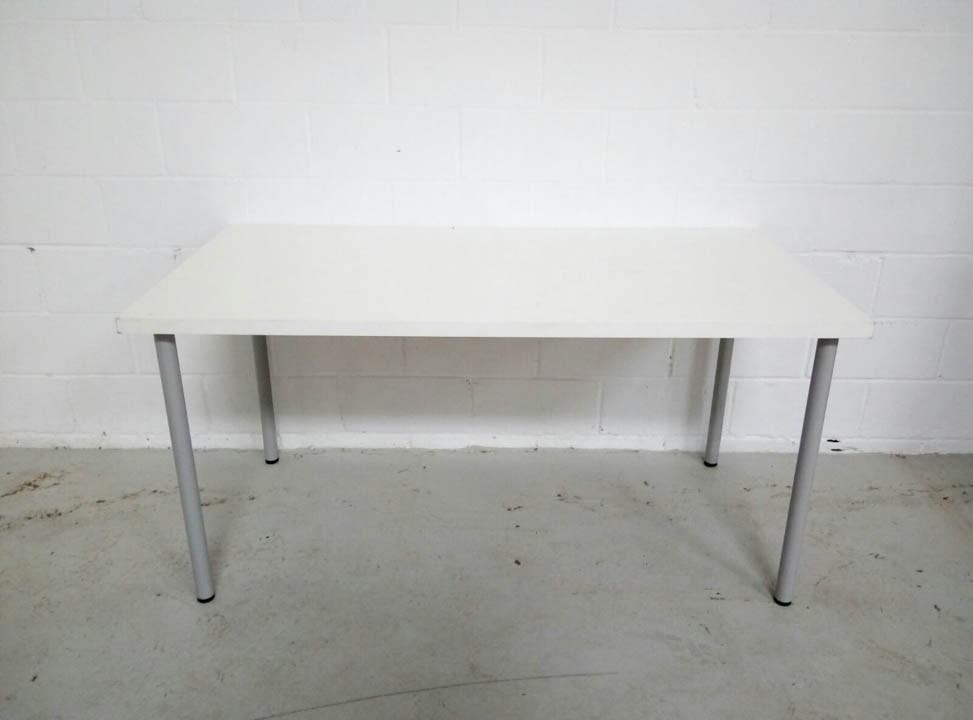 Mesa oficina blanca 150cm - Prop Art