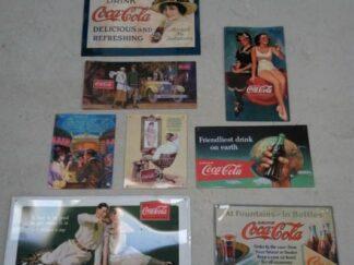 Pack chapas cocacola antiguas carba021