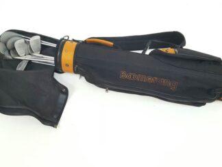 Bolsa y palos de golf depot045