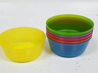 Cuencos de colores extme020