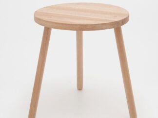 Mesa auxiliar madera eucalipto