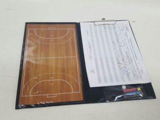 Carpeta entrenamiento basket