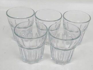 Vasos refresco bajos