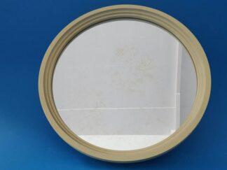Espejo oval beige 50cm
