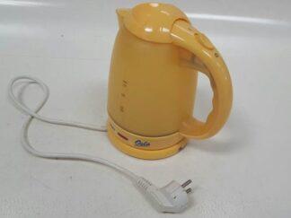 Cafetera amarilla