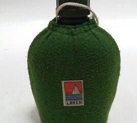 Cantimplora funda verde
