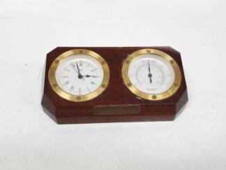 Manometro y reloj