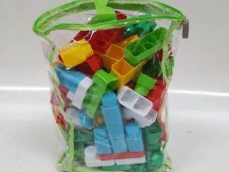 Construcciones piezas plastico