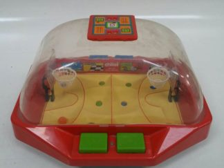 Cancha baloncesto juguete