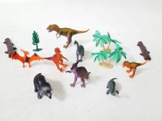 Dinosaurios pequeños