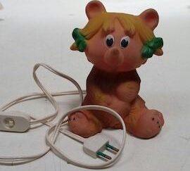 Lampara muñeca