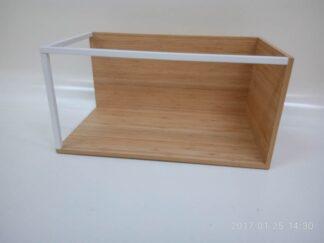 Estante modular bambu x3