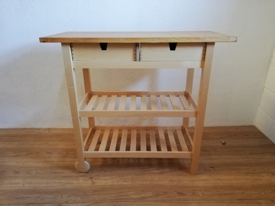 Mueble cocina madera